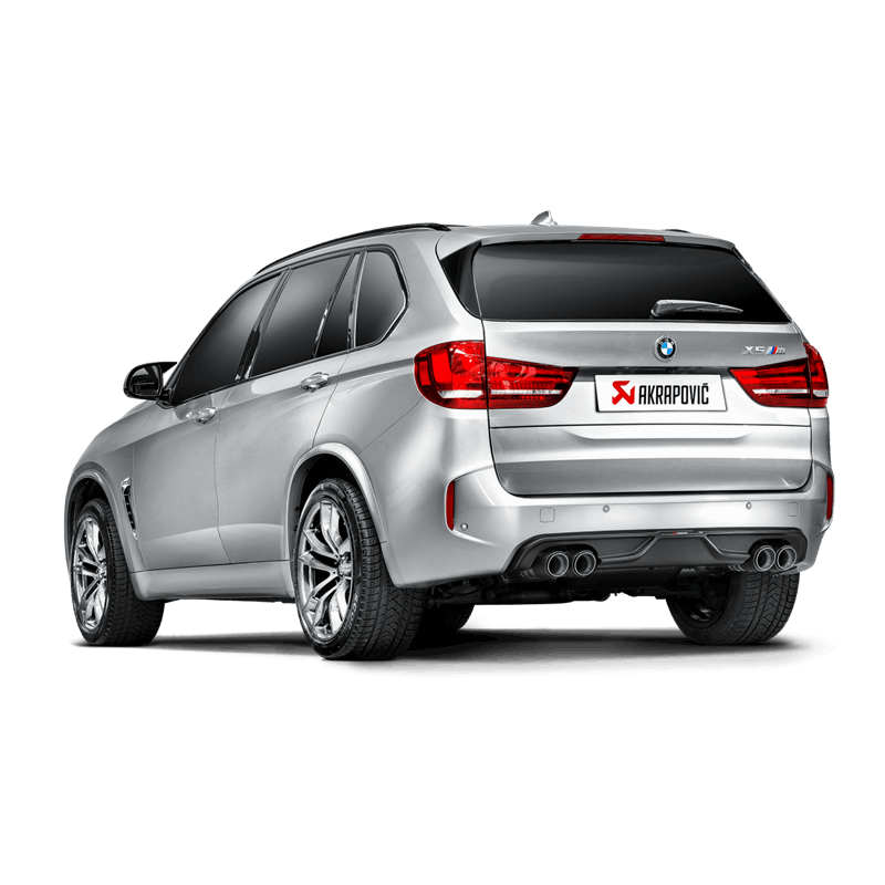 Bmw X6m For Sale: Akrapovic Evolution Exhaust System For BMW X5M X6M F85 F86